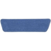 Wet Mopping Microfbr Pad 46cm 18X5 Blu 12