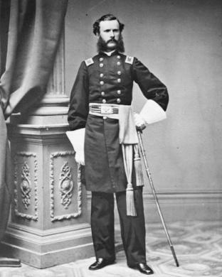 New 8x10 Photo: Union General Francis J. Herron