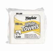 SELLARS 14100 MAYFAIR Z200 1/4 Fold Towels 12.5 x 13, 16/Bundles