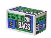 HBC Drum Liners for Pond, 208.2l