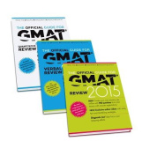 The Official Guide for GMAT Review 2015 Bundle