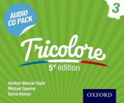 Tricolore 5e edition Audio CD Pack 3 [Audio]