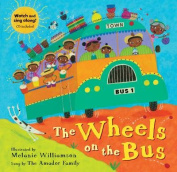 The Wheels on the Bus [With CD (Audio)]