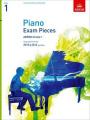 Piano Exam Pieces 2015 & 2016, Grade 1