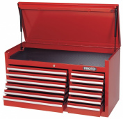 Stanley Proto J444119-12RD 440SS 100cm Top Chest, 12 Drawer, Red