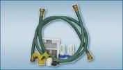 Dual Hose Kit for Waterbed Flotation Mattress
