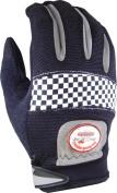 BKG - Busted Knuckle Garage BKG001 70810 Speed Mechanics Grey Black X-Large Glove