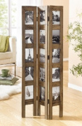 Standing Panel Privacy Screen - Photo-decorated Privacy Screen and Room Divider Product SKU