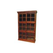 3 Section Sliding Door Cabinet