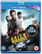 Brick Mansions [Region B] [Blu-ray]