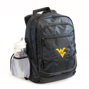 Logo Chair West Virginia Mountaineers NCAA 2-Strap Backpack
