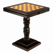 Frenchi Home Furnishing Cherry Chess Table