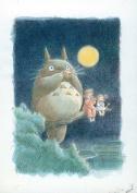 My Neighbour Totoro Movie Poster Print