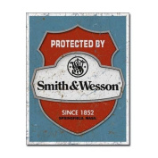 Very Popular Smith & Wesson - Metal Tin Signs