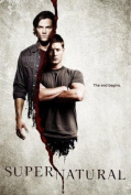 Supernatural The End Begins Jensen Ackles Jared Padalecki TV Poster Print