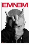 Eminem Horns Poster - 91.5 x 61cms
