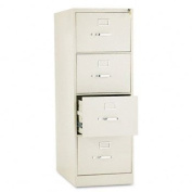 HON 310 Series Four-Drawer, Full-Suspension File, Legal, 26-1/2d, Putty-- by BND 89192040520 314CPL
