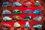 DISNEY CARS POSTER Amazing Collage RARE HOT NEW