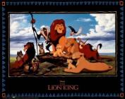 Walt Disney The Lion King Movie Art Print Poster