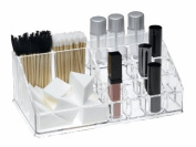 Large Acrylic Cosmetic, Makeup, Beauty Tools and Brush Organiser