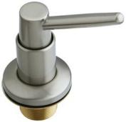 Kingston Brass - Kingston Brass SD8648 Elinvar Soap Dispenser, Satin Nickel