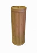 Eco Bamboo 3 Roll Toilet Tissue Holder Reserve