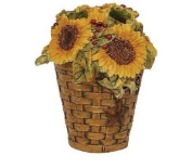 Sunflowers Toothbrush Holder