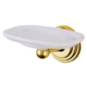Kingston Brass Ba2716pb Milano Toothbrush & Tumbler Holders Polished Brass Milano Toothbrush/Tumbler Holder-Polished Brass Finish