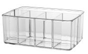 Acrylic Vanity Organiser - 5 compartments