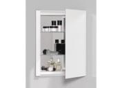 Robern CB-RC1620D4FP1 R3-Series Plain Mirror Medicine Cabinet