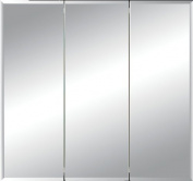 Broan-NuTone 255030 27-3/4 by 60cm by 8.9cm Horizon Frameless Medicine Oversize Cabinet
