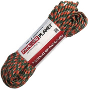 Paracord Planet Type III 7 Strand 550 Paracord - Made in the USA - Largest In Stock Selection of Paracord Colours