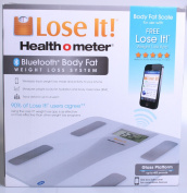 Lose It! Bluetooth Body Fat Scale by Health o Metre for Iphone