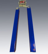 Optima Scale Heavy Duty Weigh 100cm by 10cm Beam Floor Scale, 2270kg by 2270kg