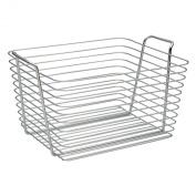 InterDesign Classico Large Basket, Chrome