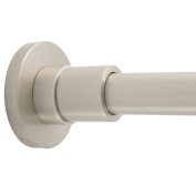 Allied Brass 1099-BBR Shower Curtain Escutcheon, Brushed Bronze