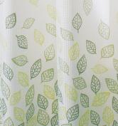 InterDesign Verde Shower Curtain