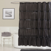 Lush Decor Twinkle Shower Curtain