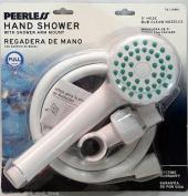 Peerless Universal Full Spray Hand Shower, White