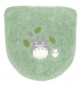 My Neighbour Totoro Toilet Cover Green