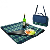Picnic Blanket with Water-Resistant Backing