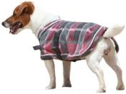 EOUS E-D944P Dog Fleece Plaid