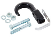 Keeper 05618 Black Forged Steel Tow Hook Kit