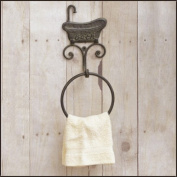 Bath Tub Towel Ring From Your Hearts Delight
