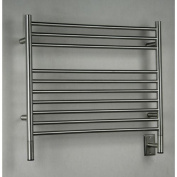 Jeeves K Straight Brushed Towel Warmer by Amba [Kitchen] Part No. KSB-30