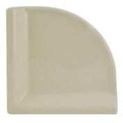 Corner Shower Shelf Wall Accessory Almond 20cm - 0.6cm x 21cm