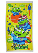 Toy Story Alien Bath Towel