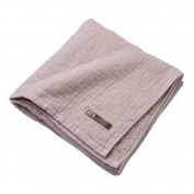 KUSUBASHI MON-ORI DOUBLE STAR materi [Imabari Towel] Non-twist Yarn Gauze Bath Towel, Violet