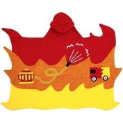 KidorableTM fireman towel medium