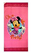 Disney Minnie Mouse Towel - Oh So Pretty